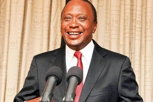 Farmer offers Uhuru these very unique gifts