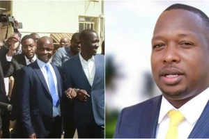 Details of Mike Sonko's offer to the STRIKING doctors that will excite them