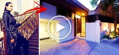 Sobrang ginandahan: Iza Calzado's modern house in Quezon City is absolutely classy & eclectic! See it here!