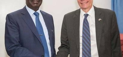 Marekani yakanusha madai kwamba yataka Uhuru na Raila kugawana serikali