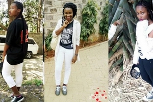 Photos of the 20-year-old JKUAT student found dead in septic tank