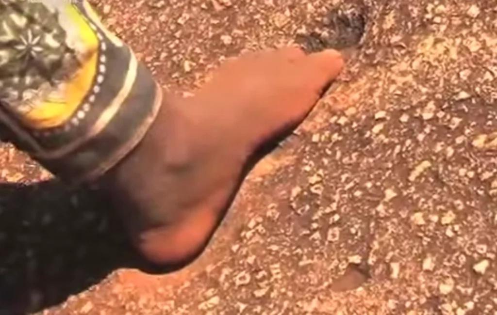 Margaret Kenyatta visits village where Jesus walked