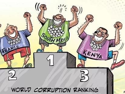 Kenya ni shindani hata katika ufisadi, nambari yake Afrika itakushtua