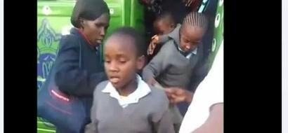 Shock as NTSA nab teachers transporting 133 pupils in 40-seater matatu