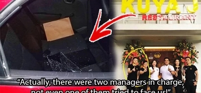 Kawawang biktima ng pagnanakaw! Frustrated Kuya J's customer turns to social media to express disappointment over manager's refusal to honor agreement