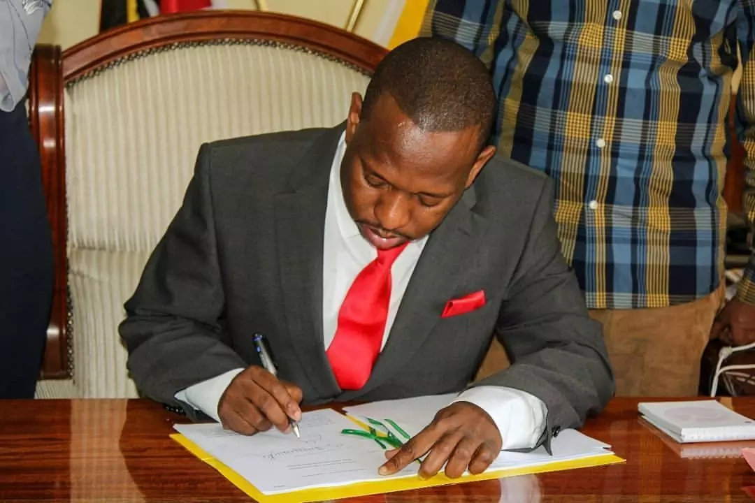 Nairobi governor Mike Sonko's office at Safari Park hotel raises questions