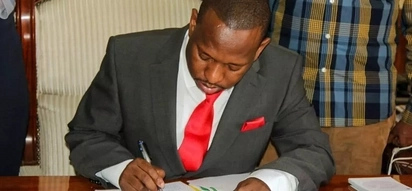 Mike Sonko fiercely claps back at critic who claimed he is a social media governor