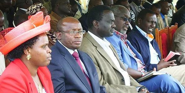 Mbunge wa zamani wa Eldoret Kusini azirai gerezani