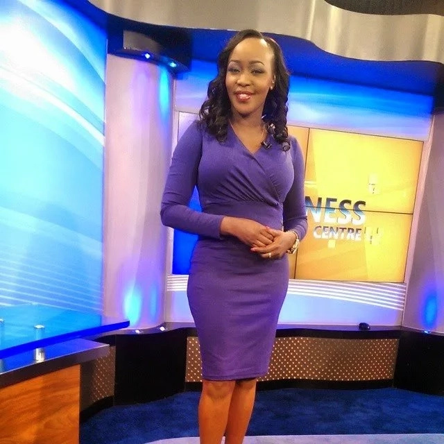 My daughter was born on the same day I got sacked last year- Terryanne Chebet