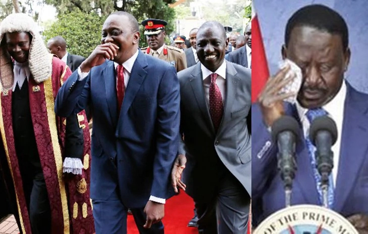 Raila Odinga says Ruto demand kickbacks to award contracts