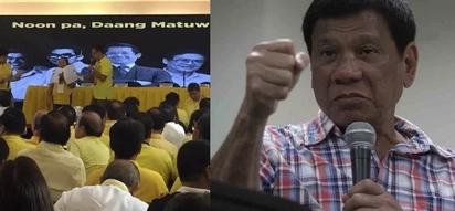 Duterte accuses LP of devious plot to impeach him