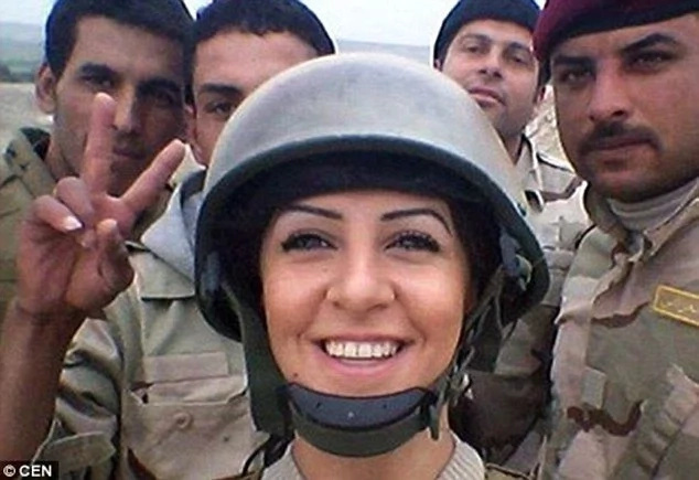 Meet This Girl, The Sexiest ISIS Killer In The World (Photos)