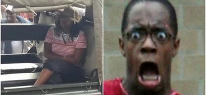 Mombasa Man caught cheating on dead wife (Photos)