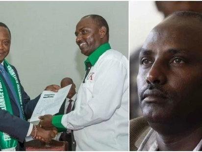 Marsabit leaders' tough lecture to Uhuru for nominating ex-governor implicated in corruption to cabinet