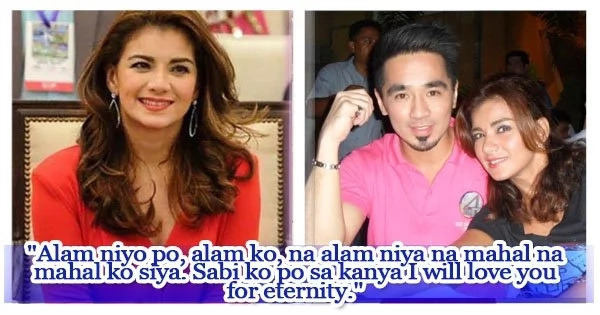 Geryk Aguas Assures that He and Isabel Granada ere on good terms, no need for intrigues
