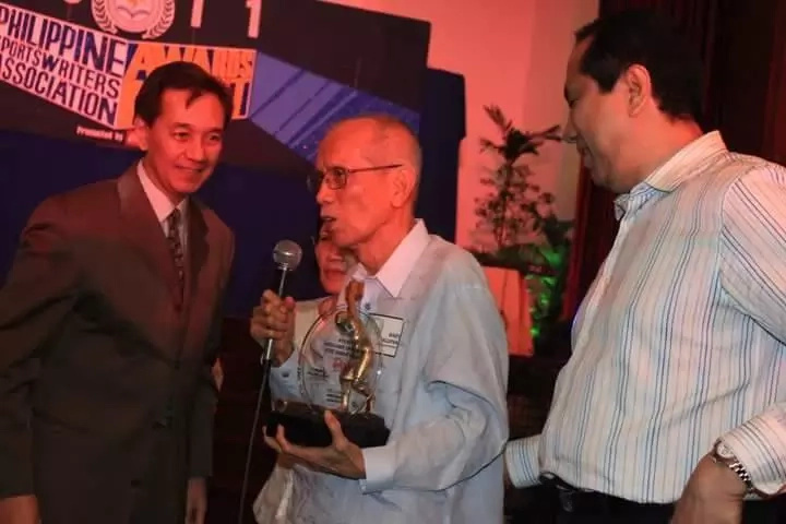 Philippine basketball in grief as legendary coach Dalupan dies