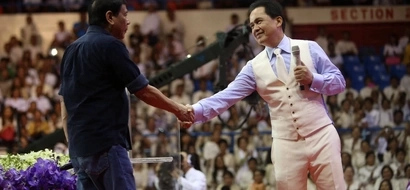 Quiboloy no hard feelings for Duterte