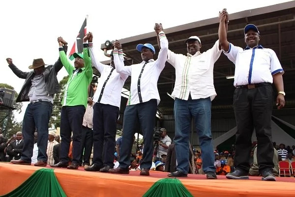 NASA principals JUST days away from announcing flag-bearer