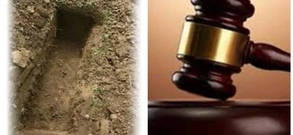 Self-proclaimed grave digger who dissapeared after collecting payment for the job fined KSh 40,000 fine