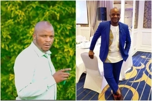 Jalang'o undergoes a complete makeover to equal his new co-host Jeff Koinange(Photos)