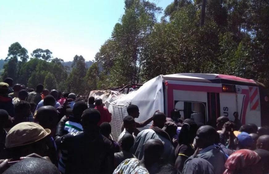 Habari kamili kuihusu ajali ya shule ya Nyamagwa