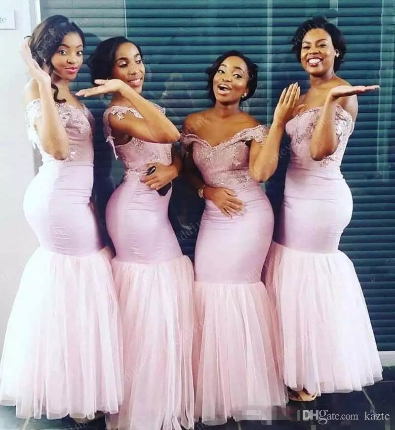 African Bridesmaid Dresses: Hottest Trends in 2018 Tuko.co.ke