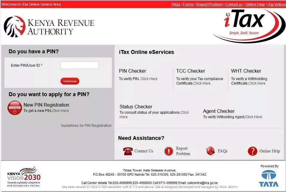 how to get you tax file number online