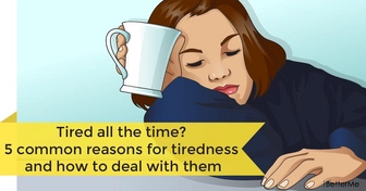 Tired all the time? 5 common reasons for tiredness and how to deal with them