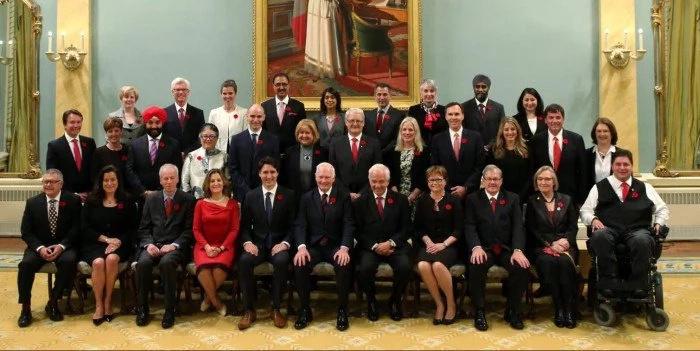 Duterte's (not so) Trudeau-like cabinet members