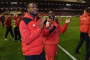 Red-hot  footballer with Kenyan roots set to help Belgium win the  Euro 2016
