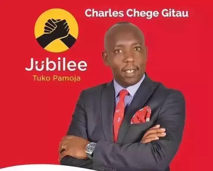 Another Jubilee politician goes MISSING