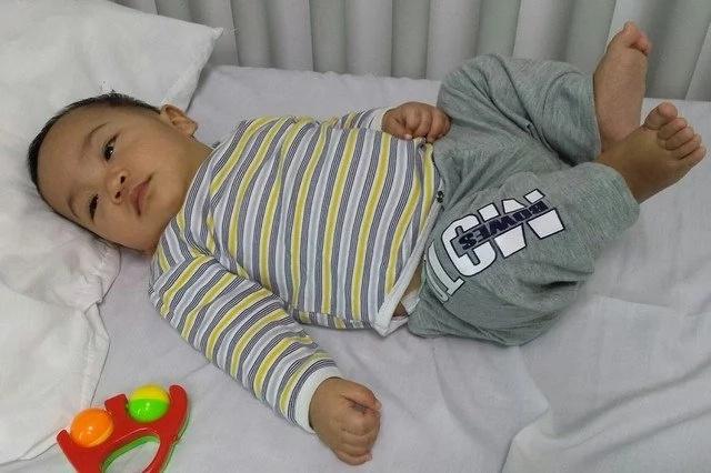 Pinay abandons baby at hospital in UAE
