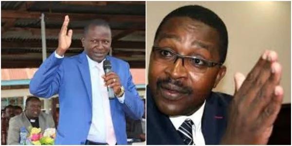 Muranga gubernatorial race takes a SURPRISE twist
