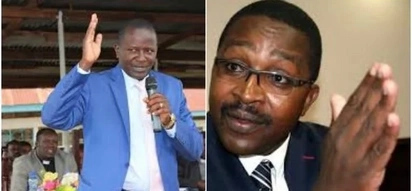 Uhuru's point man in Murang'a loses badly in latest opinion poll