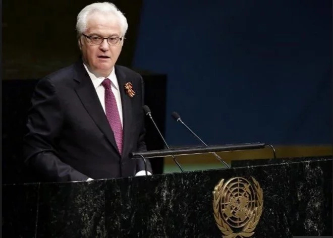 Russia's UN Ambassador Vitaly Churkin Dies Suddenly in NYC