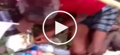 VIRAL: What they did to this old man will melt your heart!