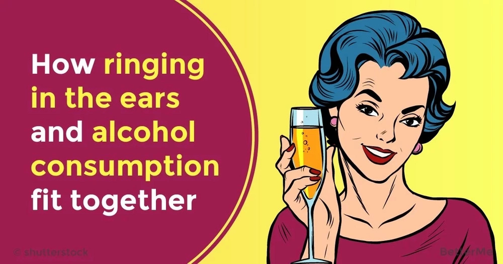 How ringing in the ears and alcohol consumption fit together