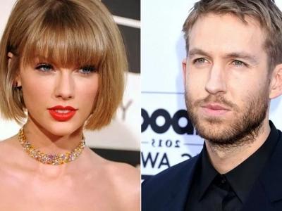 LOOK! Calvin Harris blasts ex-gf Taylor Swift on Twitter
