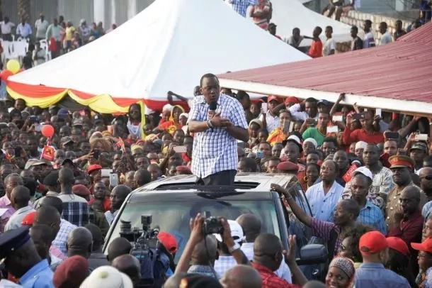SETBACK for Joho after Mombasa elders endorse Uhuru