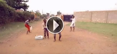 Here is what you do, when music is in your blood! This dance would get you up onto your feet
