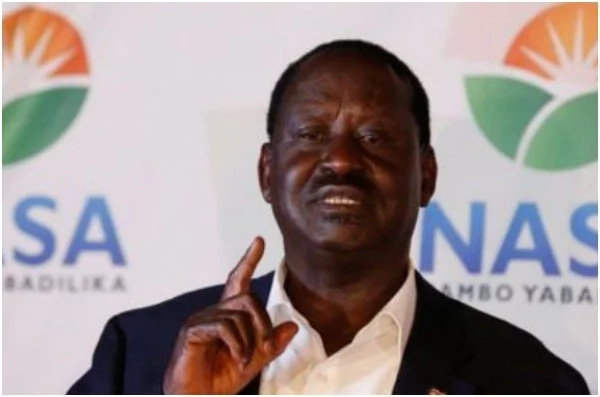 Open letter to Raila Odinga: Kenya has democracy for your reason