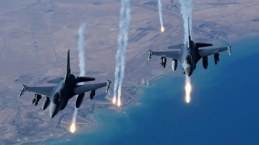 US fighter jets bomb al-Shabaab hideout in Somalia