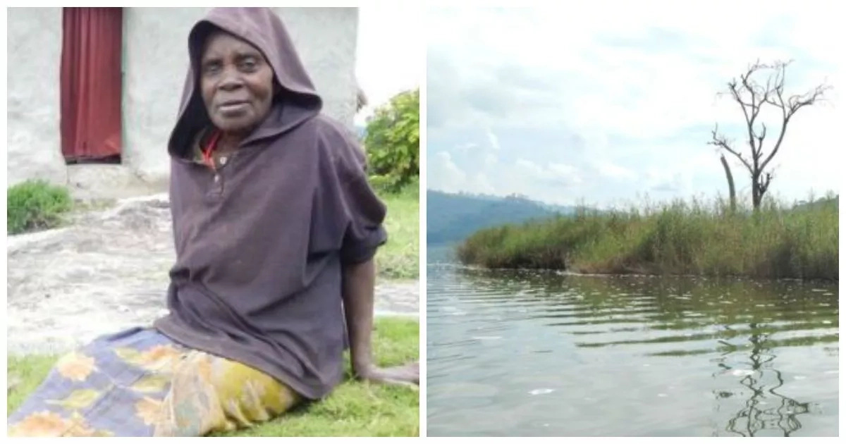 "This woman left to die on ""Punishment Island"" at age of 12 for getting pregnant (photos, video)"