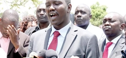 Uasin Gishu governor playing 'madoa doa' politics after business mogul joins gubernatorial race
