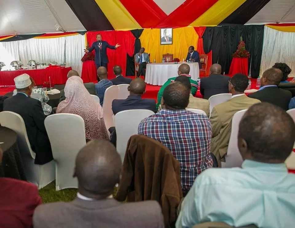 Uhuru gives hope to Jubilee party losers in the August polls