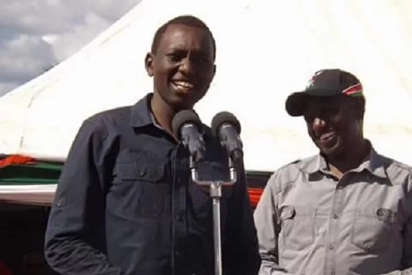 Ruto's son denies planning to join politics in 2017