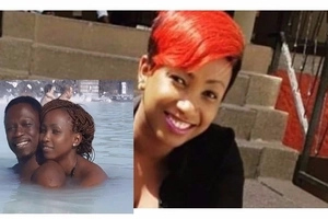 Damn! Ababu Namwamba's wife changes her look and you won't believe she's a mother of three (photos)