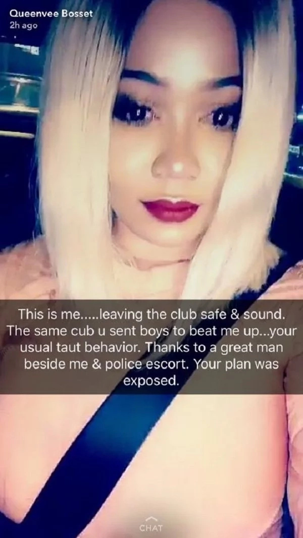 Socialite Vera Sidika brush with death in Nigeria as her ex sends armed goons after her