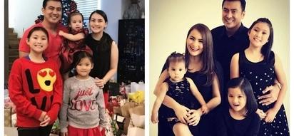 Meet their Tres Marias! Photos of Tanya Garcia and Mark Lapid's beautiful family
