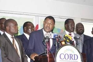 Mwenyekiti wa ODM huenda akakamatwa na polisi, jua sababu